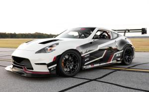 Nissan 370Z Global Time Attack TT 2017 года
